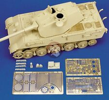 Royal Model 1/35 German King Tiger (Porsche Turret) Update Set (for Tamiya) 274