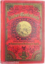Jugend-Gartenlaube in alter von 7 bis 15 Band 9 tome 9 en allemand jeunesse 1890