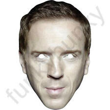 Damien Lewis Celebrity Actor Card Face Mask - All Our Masks Are Pre-Cut!