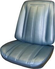1966 CHEVY NOVA BUCKET SEAT COVERS and SEAT FOAM