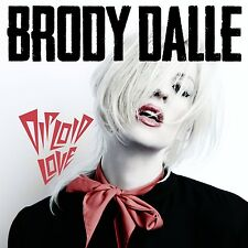 BRODY DALLE - DIPLOID LOVE  CD NEU