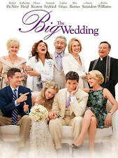 The Big Wedding (DVD, 2013, Includes Digital Copy; UltraViolet)