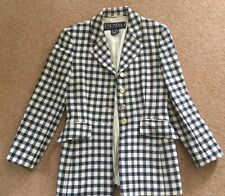 beautiful Escada Margaretha Ley wool jacket size 34