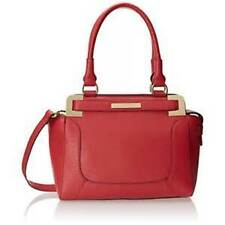 Anne Klein Trinity Medium Satchel Grapefruit by Agsbeagle #BagsFever