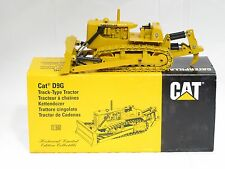 "Caterpillar D9G Dozer - 1/50 - Conrad #2874 - ""LIMITED EDITION"" - Metal Tracks"