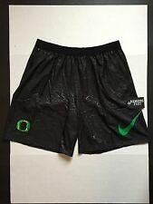Nike Oregon Ducks Velocity Light Shorts Black Size 2XL Rare!!!
