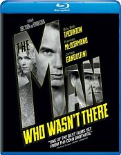 THE MAN WHO WASN'T THERE (Billy Bob Thornton) -   Blu Ray - Sealed Region free