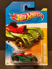 2012 Hot Wheels #001 - 2012 New Models 1/50 Troy Soldier