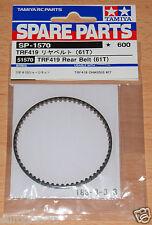 Tamiya 51570 TRF419 Rear Belt (61T) (42285 TRF419 Chassis Kit/TRF419X), NIP