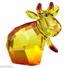 Swarovski Hot Chili Mo, Lt.Ed 2013 Cow Fireopal Crystal Figurine MIB - 1173065