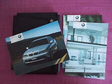 BMW serie 3 Coupé manual-Owners Manual-guía incluye modernos (sejl 464)