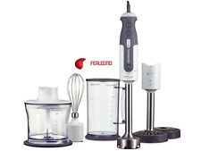FRULLATORE MIXER AD IMMERSIONE TRE LAME IN ACCIAIO INOX 800W HDP404WH KENWOOD