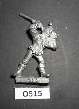 Warhammer Citadel Metal Judge Dredd JD8 SJS JUDGE WITH NIGHTSTICK O515