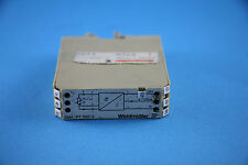 WEIDMULLER 116566 EMA EG4 IN PT100  4-20 OUT TRANSMITTER SIGNAL CONDITIONER