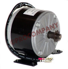 Razor chain drive 24v 280W brush electric scooter motor with 11-tooth sproket