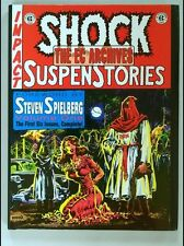 Shock SuspenStories Vol 1: Issues 1-6 by Al Feldstein 1st Wally Wood cvr- High G