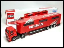 TOMICA Toys R Us NISSAN NISMO MOBILE HEADQUARTERS N-FORCE TOMY Long Diecast Car