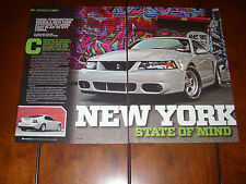 2003 FORD COBRA SVT MUSTANG    - ORIGINAL 2013 ARTICLE
