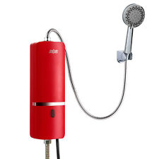 240V Home Bathroom Electric Shower Water Heater Travel Hot Water System Tankless