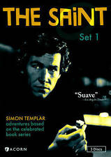 The Saint, Set 1 Simon Dutton DVD