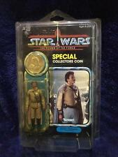 Original Star Wars 1985 POTF - Lando Calrissian General - Kenner Vintage Last 17