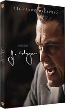 DVD //  J. EDGAR  // Film de Clint Eastwood / Leonardo DiCaprio  NEUF cellophané