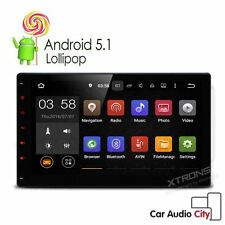 "10.1"" Android 5.1 Head Unit GPS Car Radio Stereo Sat-Nav/DAB+/WiFi/3G/OBD2/DVR"