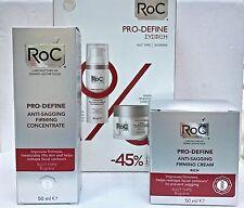 RoC Pro-Define Offer Set: Pro-Define Anti-sagging Firming Cream Riche 50 ml +