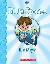 Bible Stories For Boys (Little Shepherd Book)