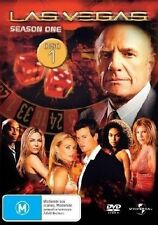 Las Vegas : Season 1 (Series One) (DVD, 2005, 6-Disc Set R2&4&5) **VGC**