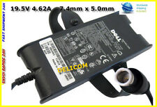 DELL 19.5V 4.62A 90W POWER AC ADAPTER LAPTOP CHARGER PORTABLE CHARGEUR