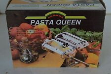 Deluxe ATLAS PASTA QUEEN Noodle Making Machine by Marcato for Himark ~ Italy