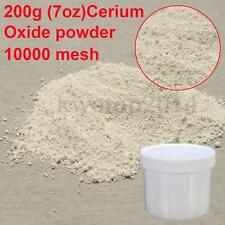 7 OZ 200g Cerium Oxide Powder Glass Polishing 10000 Mesh For Phone Screen Watch