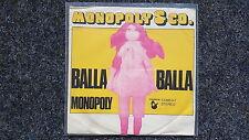 Monopoly & Co.  - Balla balla 7'' Single