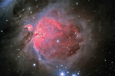 Large Framed Print -The ORION Nebula (Picture Poster Art Space Star Earth Mars)