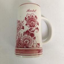 Amstel-Beer-Mug-Delft-Red