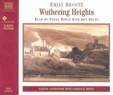 Classic Fiction: Wuthering Heights by Emily Brontë (1995, CD, Abridged)  NEW