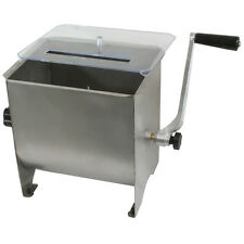 Sportsman Series 4 Gallon Stainless Steel Meat Mixer MHMIX by New Buffalo NEW