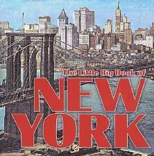 The Little Big Book Of New York-ExLibrary