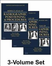 Merrill's Atlas of Radiographic Positioning and Procedures : 3-Volume Set by...