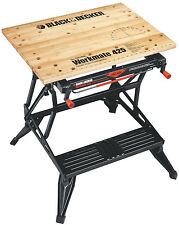 NEW Black & Decker WM425 Workmate 425 550-Pound Capacity Portable Workbench