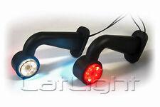 2 Stück LED Umrissleuchten Positionsleuchte LKW Begrenzungsleuchten 12 24 Volt