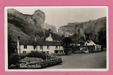 Unposted card. The Lion Rock, Cheddar, Somerset