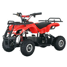 Electric Ride On ATV Quad 36V Battery Operated Kids Four Wheeler Sport Car Red