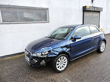 13 Audi A1 1.4 TFSI Sport Damaged Salvage Repairable Cat D