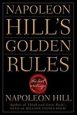 Napoleon Hill's Golden Rules: The Lost Writings-ExLibrary