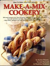 Make-a-Mix Cookery - 58 Mixes and 200 Recipes - HP Books - Softbound