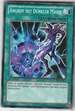 YU-GI-OH Angriff mit dunkler Magie Common LCYW-DE071