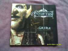 MORTIIS-GRUDGE 2004 3 TRK CD SINGLE in DIGI SLEEVE