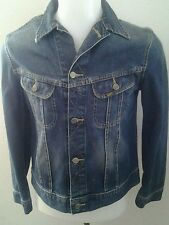 "Classic Vintage LEE   Blue Denim Jacket to fit chest 36"" vgc"